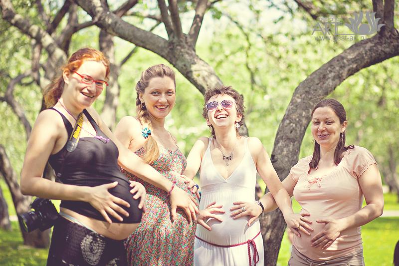беременность 1 триместр