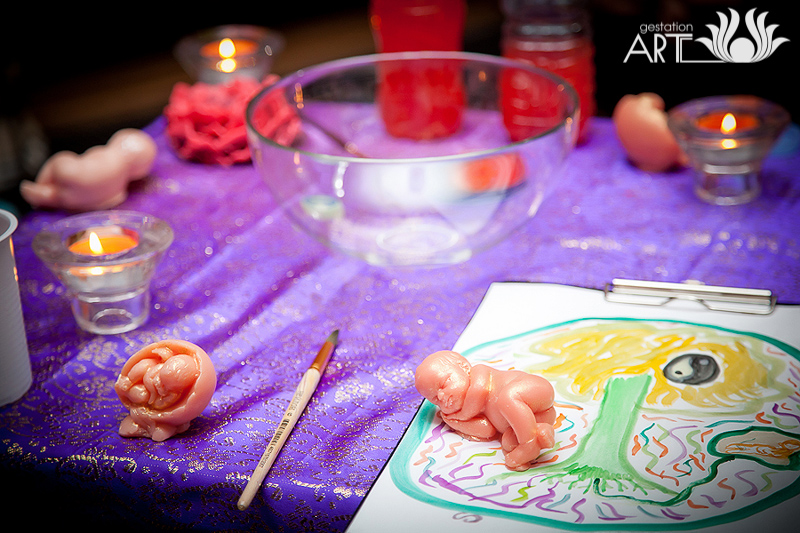 ароматерапия для зачатия