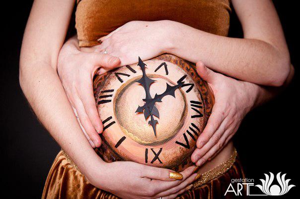 7 неделя беременности что происходит с плодом ощущения